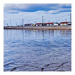 Andernos les Bains (Marie Hacene) Tags: eau village pche pcheurs andernoslesbains bassinarcachon