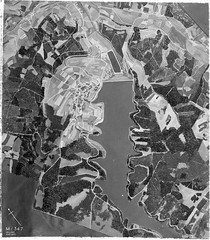 Oblique view of the scale model of the Sorpe Dam used by RAF planners for Operation Chastise (aka Dambusters Raid), modern aerial shot in the comments. Photo taken late 1942. [701x800] #HistoryPorn #history #retro http://ift.tt/1rR1mPV (Histolines) Tags: history scale by modern aka for photo model view shot dam taken aerial retro used timeline late 1942 planners raid oblique operation comments raf dambusters sorpe vinatage chastise historyporn histolines 701x800 httpifttt1rr1mpv