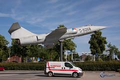 D-8268 Lockheed F-104G Starfighter (Gary J Morris) Tags: lockheed zwolle starfighter rnlaf f104g garymorris deltioncollege d8268 09062016