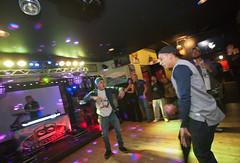 CelebratingThatFlip (B Shree B) Tags: canada motion ferry port washington dance vespa angeles columbia victoria lambretta destiny soldiers scooters british scooterrally backflip