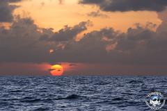 XOKA5658bs (www.linvoyage.com) Tags: ocean sunset sea fish water port marina thailand fishing bright yacht malaysia catamaran sail langkawi phuket hdr