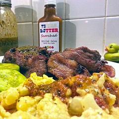 Some albino brocoli-n-cheese and a bovines yumyum. . . #texas #texasbutter #scorched #slick #oilslick #marinade #doingwhatilove #natural #hotsauce #texassalsa #madeintexas #texasbbq #goodgawd #food #foodie #foodporn #forkyeah #foodblog #grilled #eeeeeats (texasbutter@att.net1) Tags: favorite food love beautiful dinner bacon yummy texas yum natural eating beef comida myfav delicious eat foodporn homemade spices mesquite chef barbecue hotsauce yumyum munchies foodie texasbbq smoked getinmybelly picoftheday foodblog foodgasm instafood foodpics my365 madeintexas sharefood goodgawd doingwhatilove forkyeah texashotsauce thedailybite texasbutter instafoodie eeeeeats texasbuttersauce