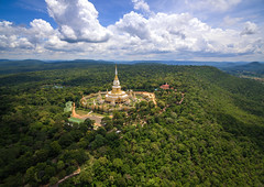 DJI_0022 (Bugphai ;-)) Tags: old travel building tourism architecture asian thailand religious temple pagoda ancient worship asia tour view outdoor antique buddha buddhist traditional famous religion culture buddhism landmark tourist aerial structure historic holy monastery relics attraction roiet