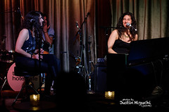 The Khourys 05/22/2016 #5 (jus10h) Tags: show music beautiful female photography la losangeles concert nikon tour live gig performance event hollywood singer venue showcase songwriter hotelcafe 2016 d610 thekhourys justinhiguchi jahnnakhoury giuliakhoury