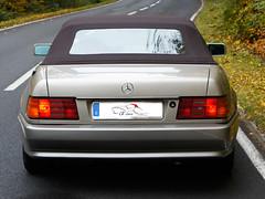 Mercedes SLR 129 (ck-cabrio_creativelabs) Tags: mercedes sl r ck cabrio 129 softtop 8901