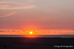 Texel (Ingrid Fotografie) Tags: beach water strand zonsondergang nederland zee duinen zon texel weer ingridfotografie