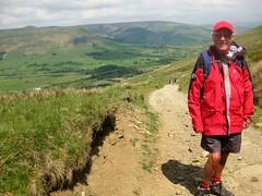 IMG_0380 (backseatsnoozer) Tags: peakdistrict hills valley tor mam ramblers edale errosion