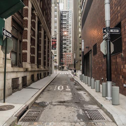 STOP: ONE WAY ONE WAY WAY   new york city, september 2014   #LumixGX7