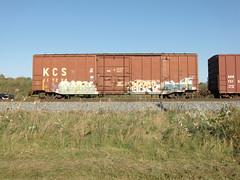 10-08-10 (33) (This Guy...) Tags: road railroad car train graffiti box graf rail rr traincar boxcar graff 2010