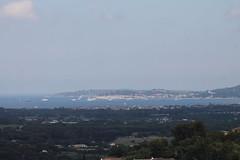 Grimaud French Riviera view bay of St Tropez (philippe.Onwire) Tags: william grimaud frenchriviera provencealpescôtedazur grimaldifamily perchedvillage 11thcenturycastle thevardepartment regioninsoutheasternfrance thevillageofgrimaud gibelingrimaldi thesaracensoffraxinet thegulfofsainttropez thegulfofgrimaud