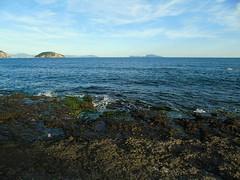 Lungomare di Pozzuoli (_roberta ricciardi) Tags: pozzuoli lungomare italy blue sky sea mare ocean bluesky summer