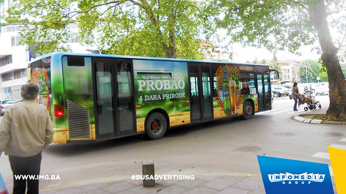 Info Media Group - Lav pivo, BUS Outdoor Advertising, Banja Luka 05-2016 (2)