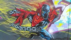 Kame... (colourourcity) Tags: tbs ssb ac allcity spawn streetartaustralia streetart graffiti melbourne burncity awesome colourourcity