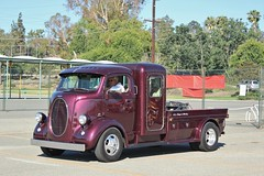 52nd Annual LA Roadsters Show (USautos98) Tags: ford truck 1938 coe cabover laroadsters