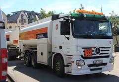 MB Actros - STATOIL Norway (scotrailm 63A) Tags: norway trucks tankers lorries