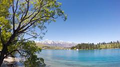 354 - Lake Wakatipu et The Remarkables