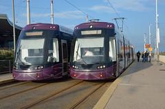 DB04978 004 , 013 2015-10-27 TUE BLACKPOOL (davruss001) Tags: tram 013 blackpool 004