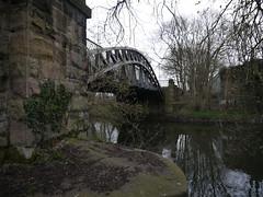 Handyside Bridge (Worthing Wanderer) Tags: grey march spring derwent derbyshire peakdistrict dull belper derwentvalleyheritageway