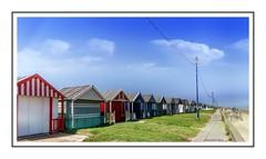 Mablethorpe Beach Huts (daveduke) Tags: beachhuts sonya6000 sonyilce6000 samyang14mmf28 mablethorpe
