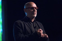 "Brian Eno - Why We Play conference - Sónar 2016 - Jueves - 2 - M63C7930-2 • <a style=""font-size:0.8em;"" href=""http://www.flickr.com/photos/10290099@N07/27626419582/"" target=""_blank"">View on Flickr</a>"