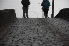 Walking (elisa_turci) Tags: bridge feet portugal walking caminodesantiago portogallo camminare cammino