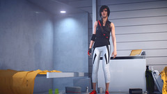 Mirror Edge Catalyst (Gamesbaul) Tags: mirror edge catalyst ea eletronic arts pc game origin awesome graphichs stunning amazing faith runner city ultra lights colors contrast beautiful blanco y negro monocromtico gente interior en la fotoaadir personas