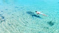"""ME!"" in Moorea   Tahiti   French Polynesia (Ben Molloy Photography) Tags: sea vacation sun holiday beer french polynesia relaxing peaceful tahiti moorea   sunbathe"