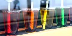 Bubble Drinks Portobello Road London (lookaroundandsee) Tags: london nottinghill potobello shopping