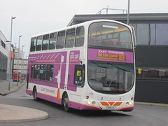 East Yorkshire 708 YX06CXJ Hull Interchange on 103 (1280x960) (dearingbuspix) Tags: 708 eastyorkshire 103105 eyms yx06cxj