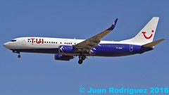 YR-BMD - TUI Airlines Netherlands - Boeing 737-85F(WL) (Juan Rodriguez - PMI/LEPA) Tags: plane airplane nikon aircraft sigma boeing mallorca palma aeropuerto tui 80400mm b737 d90 sonsanjuan sonsantjoan tuiairlinesnetherlands pmilepa yrbmd tuiaairlines