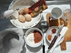 razvratny-biskvit-ingredienty (Horosho.Gromko.) Tags: kitchen cake recipe baking desert chocolate stepbystep devilsfood        lovebaking