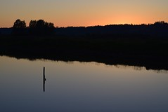 Sunset (careth@2012) Tags: sunset silhouette scenery view scenic scene