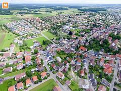 Laichingen (michab100) Tags: michab100 mib laichingen luftaufnahmen luftbild albdonau kreis schwbischealb badenwurttemberg mibfoto stadt