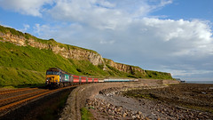 """The Sun """"Peaks"""" Through (Richie B.) Tags: by three general traction rail brush class motors cumbria peaks challenge services direct 57 parton drs 57310 57312 1z55"""