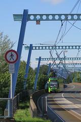 Oberhausen (Jean (tarkastad)) Tags: germany deutschland tram lightrail streetcar allemagne tramway lrt tarkastad stadtbahn strasenbahn