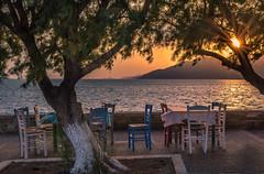 Sunset (Vagelis Pikoulas) Tags: sunset sea sun seascape june canon landscape view time tokina greece porto sunburst 6d 2016 2470mm germeno