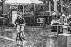Zomer in Nederland juli 2016 (aj.lindeboom) Tags: rain streetphotography