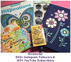 Giveaway On My Blog (Joy's Studio) Tags: giveaway sheenajoy joysstudio