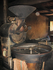 Coffee roaster (Rob_57) Tags: timor easttimor dili coffeeroaster timorleste