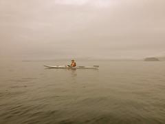 Rain (The Cabin On The Road) Tags: alaska kayak kayaking seakayak seakayaking