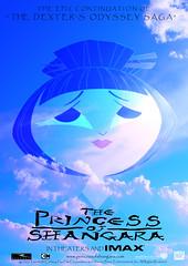 Dexter's Odyssey: The Princess of Shangara teaser poster design (timbox129) Tags: movie poster idea design empress concept epic teaser cartoonnetwork samuraijack genndytartakovsky dexterslab dexterslaboratory dextersodyssey youngempress