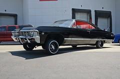 Viejitos CC Picnic (KID DEUCE) Tags: california classic chevrolet car club san antique diego cc chevy oldcar impala bomb lowrider carshow customcar viejitos