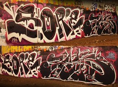 -NYC-TLV JOINER- (Optimu$ CrimE) Tags: nyc arizona usa green colors fun graffiti weed letters tunnel fresh pizza funk bud 3ess sorie sorie420