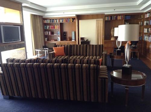 Suite presidenziale - presidential suite - Schloss hotel Velden
