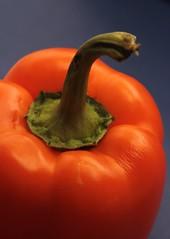 IMG_7688 (catherine4077) Tags: orange green pepper vegetable orangepepper