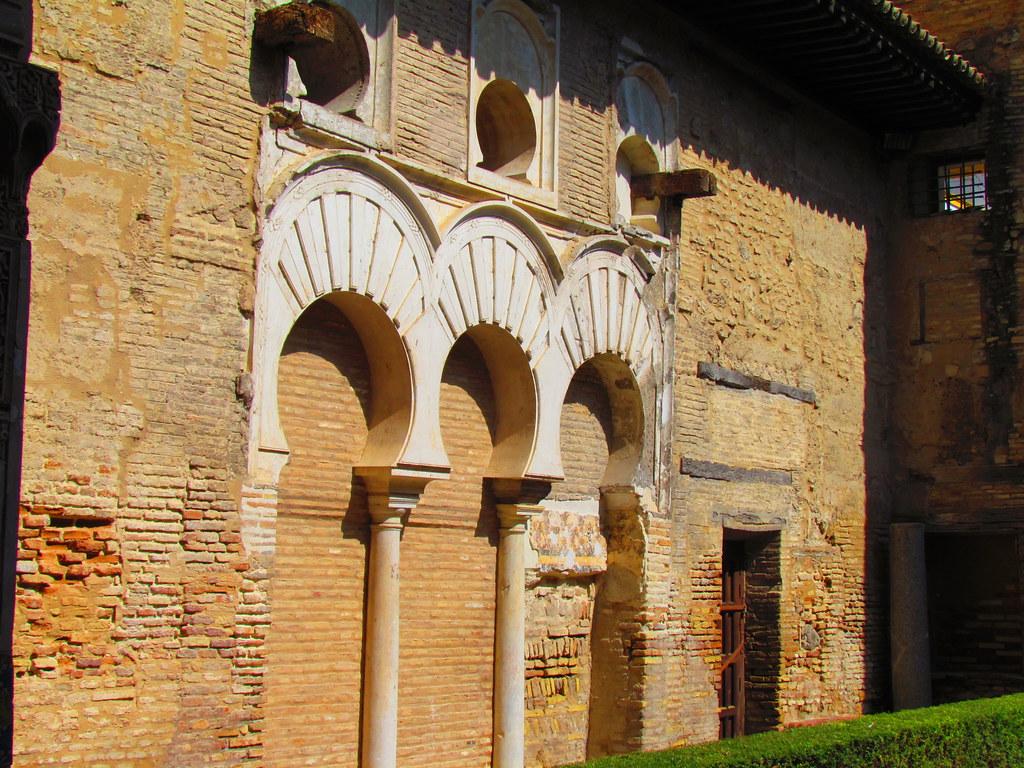 Patio Del Yeso   Reales Alcázares De Sevilla (twiga_swala) Tags:  Architecture Real Sevilla
