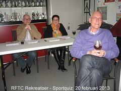 2013-02-20-Rekreatoer Sportquiz-18 (Rekreatoer) Tags: ridderkerk wielrennen sportquiz toerfietsen rekreatoer