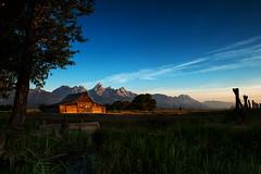Moulton's Place (michaelhindman.com) Tags: sunrise wyoming grandtetons antelopeflats moultonsbarn
