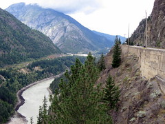 Fraser Canyon (Sean_Marshall) Tags: britishcolumbia highway1 transcanadahighway frasercanyon tch