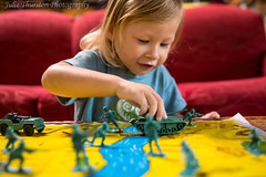 Playing with Toys 4 (Julie Thurston) Tags: boy red playing smile yellow army toys eyes toddler child tank stock joy son grandson getty peek kaleb playset armymen childplaying boychild 3year ilovetoys boytoddler playingtoys childplayingtoys